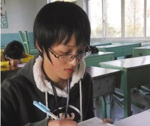 石璜镇中学商娇薇