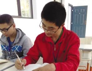 北漳镇中心学校代表队