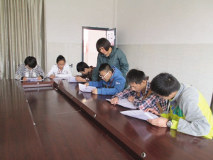 阮庙学校代表队