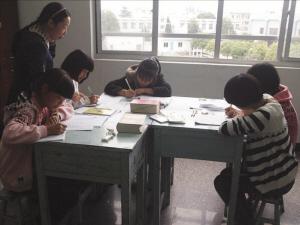 蛟镇中学代表队