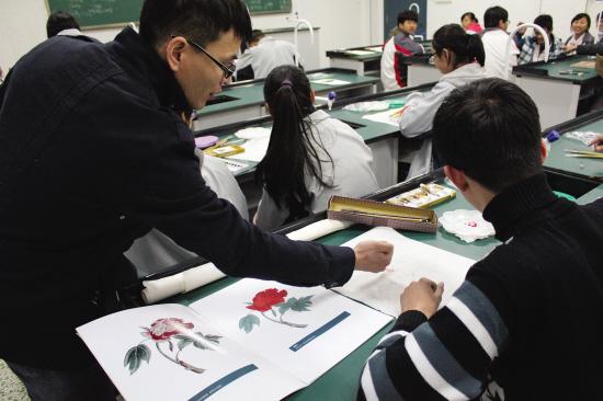 """""""一凄养人格一捺塑造智慧""""义乌大成语文课程改革中学提高初中生如何图片"""