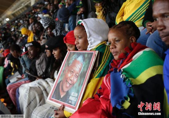 曼德拉遗体将移至总统府供民瞻仰