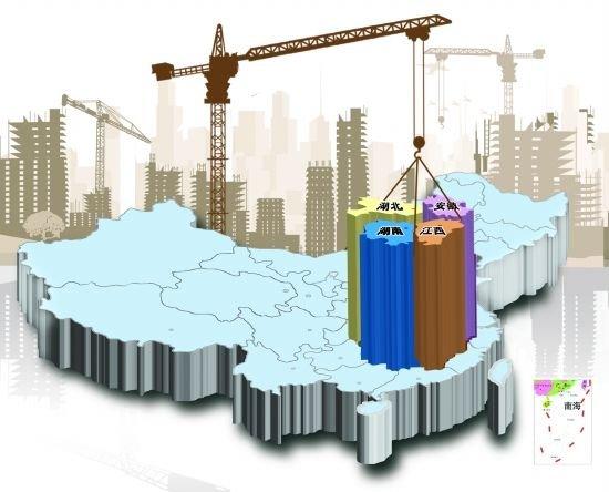 中国32个城市群建设路线图浮现