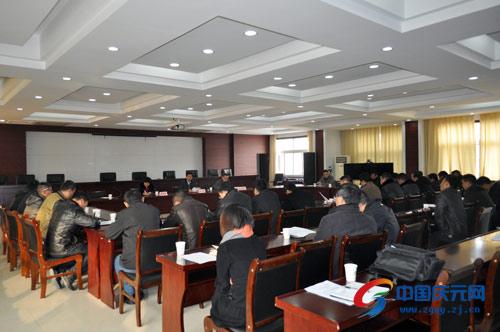 河南省部署加快县域农村生活污水治理