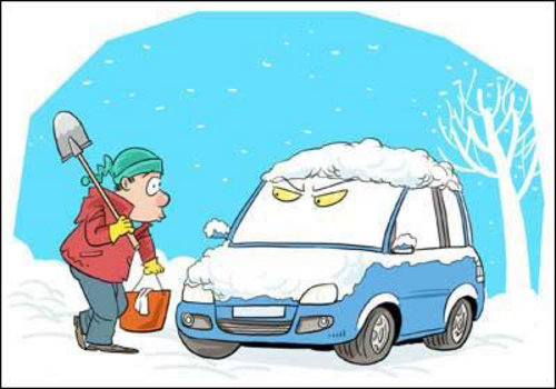 冬季出行也需保暖 爱车检查不容忽视
