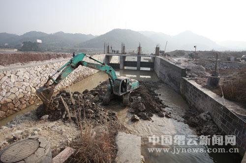 河流治理 防洪治水