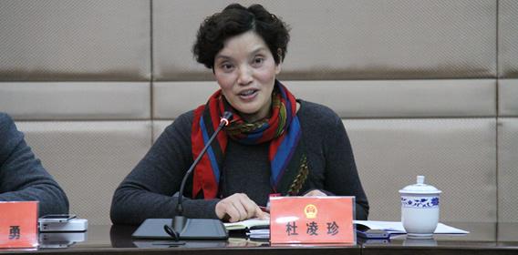 县十五届人大三次会议召开旁听公民座谈会