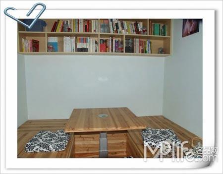 小户型装修案例a户型实用的家居图-小户型-易兰建筑设计图片