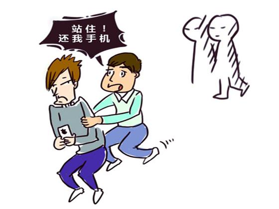 小叶懵了:这是电影里的情节吧!