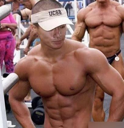 世界上 肌肉男/世界上最彪悍的肌肉男