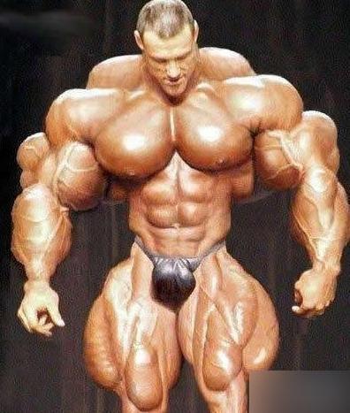 世界上 彪悍/世界上最彪悍的肌肉男
