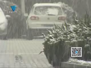 """[02月18日] 大雪来袭交警""""护航"""""""