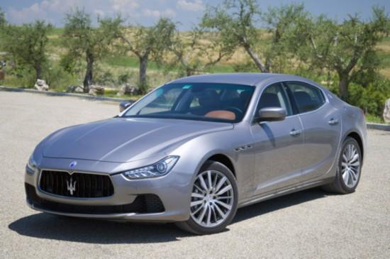 据美国《汽车新闻》2月17日消息,意大利豪车制造商玛莎拉蒂高清图片