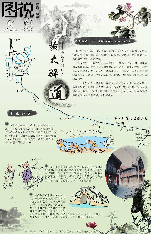 【第29期】黄太驿道