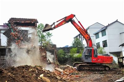 違法建筑拆除程序_拆除違章建筑的程序_關于拆除違章建筑的