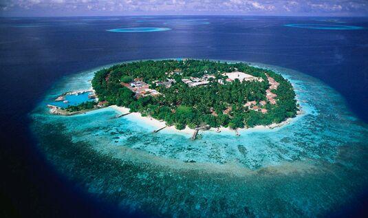 马尔代夫国家地图_国家旅游局提示赴马尔代夫旅游暂勿前往首都