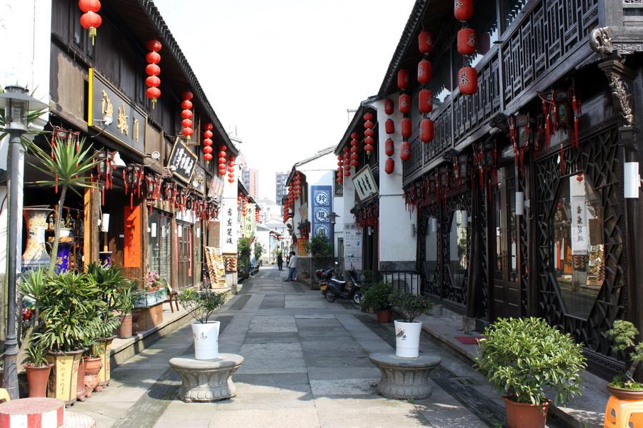 寻找历史的足迹——台州海门老街