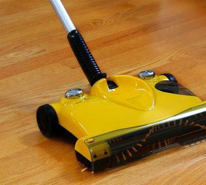 地板清洁与保养