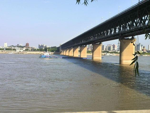 长江武汉第一大桥