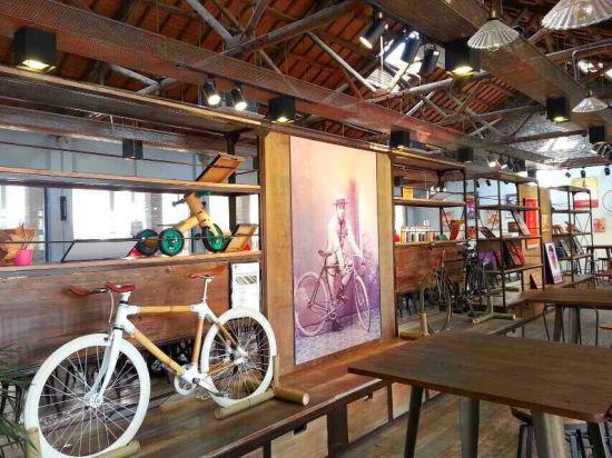 自行车主题餐厅