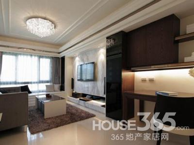 80平两室一厅装修图 温馨实用兼具高清图片