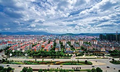 城南新区(三江街道):建设锦绣城南