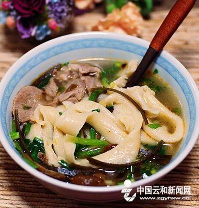 舌尖上的美食 盘点中国十大最好吃面条 图