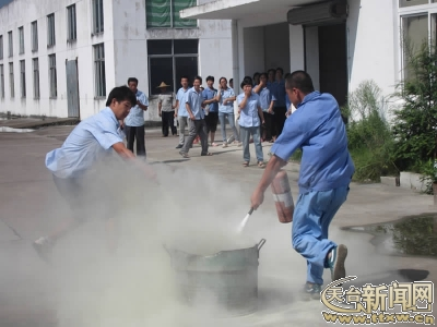 企业消防安全生产突发事件应急预案案例包括什么?怎么