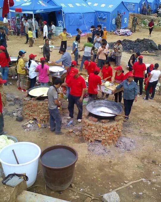 云南鲁甸 巧家803地震民间联合协作救灾大本营简报 第二期图片