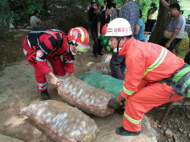 云南鲁甸 巧家803地震民间联合协作救灾大本营简报第三期图片