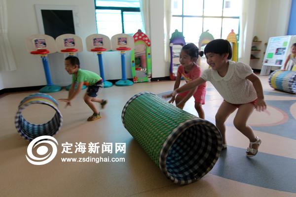 幼儿园优秀玩教具_