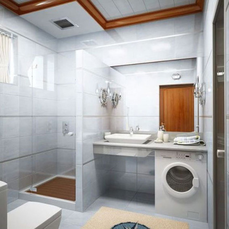 厕所 家居 设计 卫生间 卫生间装修 装修 451_450