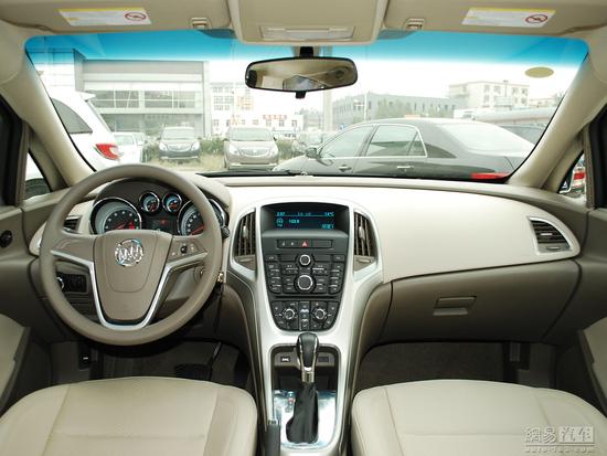 别克英朗GT 2013款 1.6AT时尚版-新款别克英朗GT增1.5L动力 外观更图片