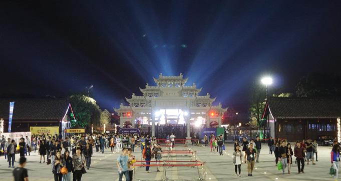 2014海宁潮音乐节