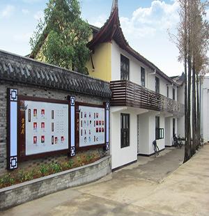 """管前村:礼堂里镌刻着的""""文化演义"""""""
