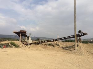鹿山街道大浦桥砂场