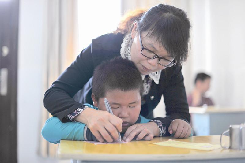 【教师工作的苦与乐】