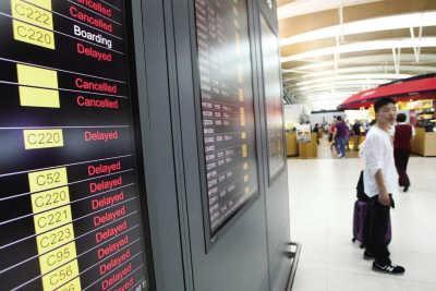 航班延误险被 延误 揭秘 保单作假 理赔难图片