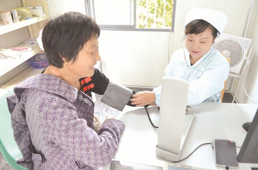 罗娇娇:尽心尽力服务群众的社区护士