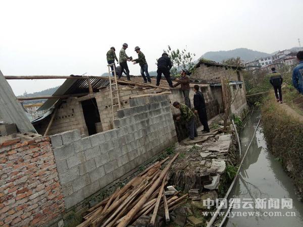 五云街道34家畜禽养殖场全面拆除