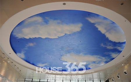 室内吊顶效果图集思广益的美高清图片
