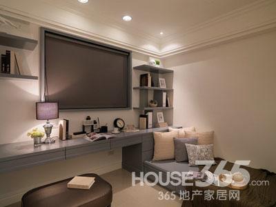 55平米小户型装修:-55平小户型装修 展现浪漫甜蜜的家高清图片