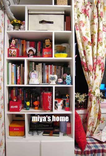 纯情少女12平米卧室装修图 超惊艳的闺房高清图片