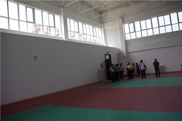 西北工业大学咸阳启迪中学教学楼及艺术馆交接仪式