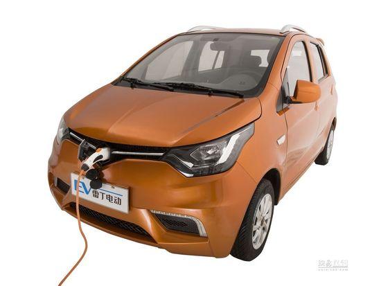 雷丁将推出D70电动汽车 12月22日上市高清图片