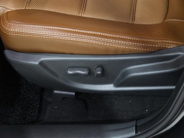 28万 川汽野马T70EV电动SUV下线高清图片