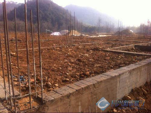 茶文化景区建设生态停车场