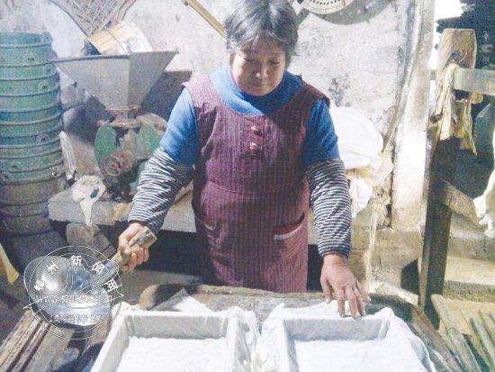 手工豆腐 留住那些年的老味道