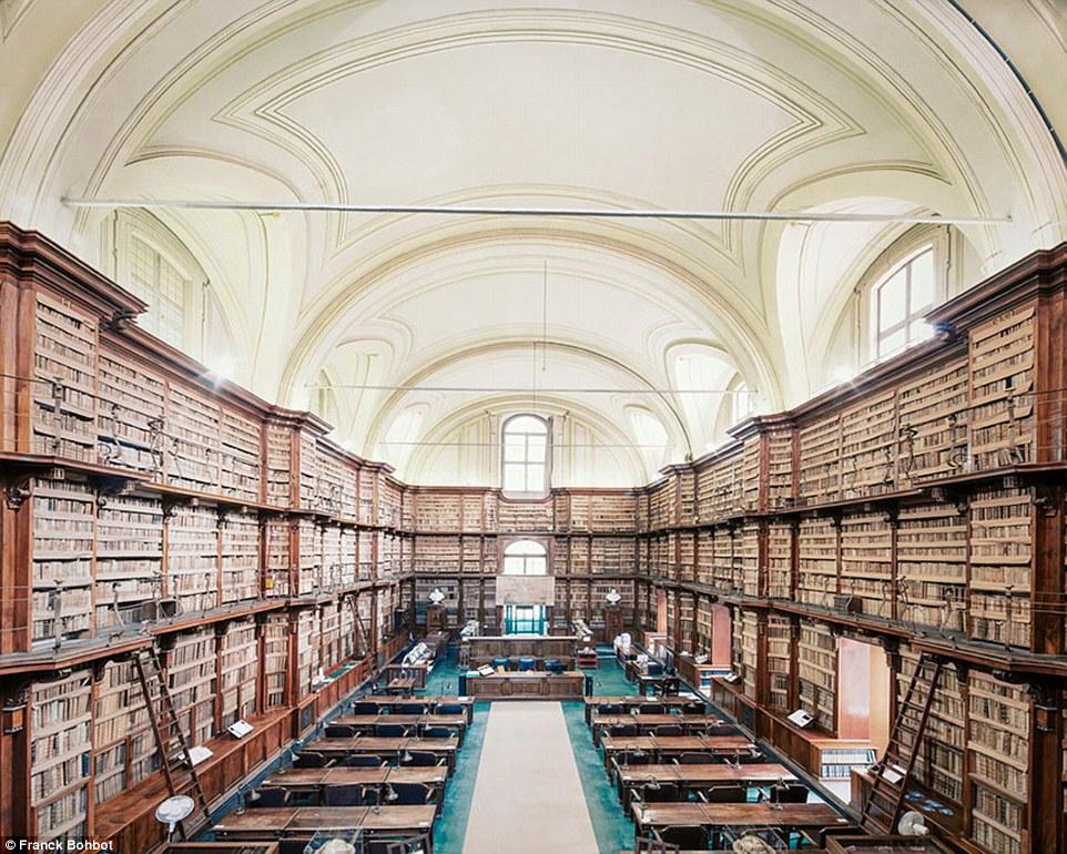 盘点世界上大气恢弘的图书馆