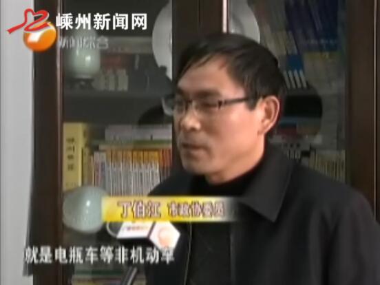 代表委员风采丁伯江